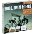 "Blood, Sweat & Tears Original Album Classics (5 CD) Исполнитель ""Blood, Sweat & Tears"" артикул 4774c."