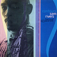 Sam Rivers Contours Серия: The Finest In Jazz Since 1939 инфо 1797d.