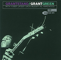 Grant Green Grantstand Серия: The Finest In Jazz Since 1939 инфо 1800d.