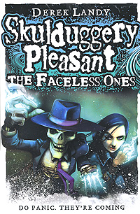 Skulduggery Pleasant The Faceless Ones Издательство: HarperCollins Children's Books, 2009 г Мягкая обложка, 400 стр ISBN 978-0-00-730216-1 Язык: Английский инфо 12629h.
